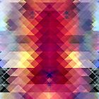 Abstract Geometric Spectrum by Phil Perkins