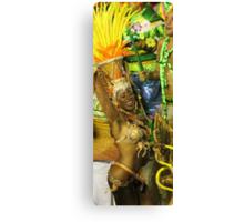 Rio Carnaval Canvas Print