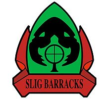 Slig Barracks by Johnny Headphones