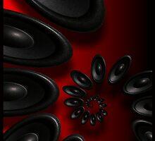 Music Vortex 3.1 Red by mAriO vAllejO