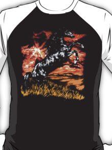 Charlie Always Sunny Horse T-shirt T-Shirt