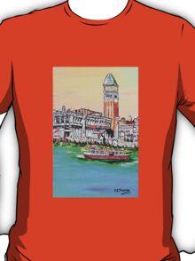 Il campanile di San Marco T-Shirt