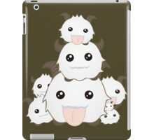 Poro Party - League of Legends iPad Case/Skin