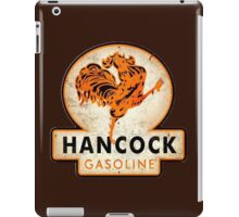 Hancock Gasoline iPad Case/Skin