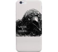 Three-eyed Raven ( GoT ) iPhone Case/Skin