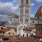 dreams in Florence - Italy - Europa by Guendalyn
