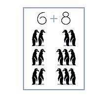 Six Plus Eight Equals Penguins by Spencer Tymchak