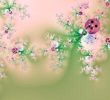 Ladybug trail by shalisa
