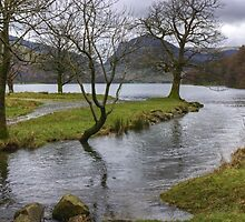 Buttermere Dubs In December by VoluntaryRanger