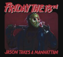 Vorhees' Day Off - Friday The 18th  by Jason Wright