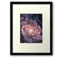 Galaxy Print Framed Print