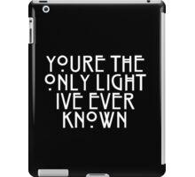ONLY LIGHT.. iPad Case/Skin