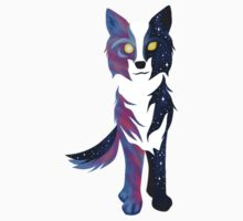 Twilight Sky Wolf Kids Clothes