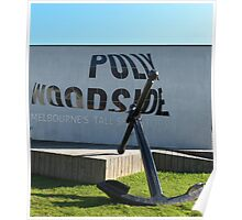 Polly Woodside Anchor Poster
