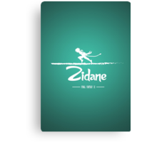 Zidane - Final Fantasy IX Canvas Print