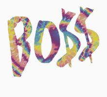 Tie Dye Bo$$ by whitesides