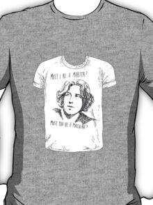 Oscar Wilde t-shirt tee T-Shirt