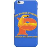 The 24-Inch Pythons iPhone Case/Skin