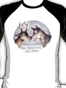 NO PREDATORS NO PREY T-Shirt