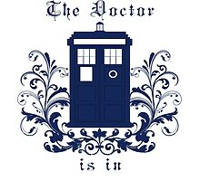The Doctor Is In by OddFiction