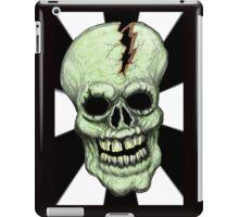 CRACKHEAD iPad Case/Skin