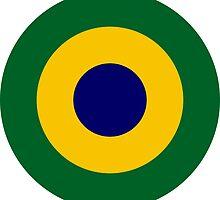 Brazilian Navy Aviation Roundel  by abbeyz71
