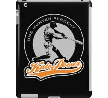 Kale Power (Dark) iPad Case/Skin