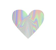 Pale Reflective Heart by jaredmunson