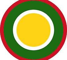 Royal Brunei Air Force Roundel by abbeyz71