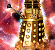 Doctor Who - Dalek by jaredmunson