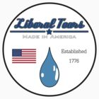 Liberal Tears Sticker by DR8C0
