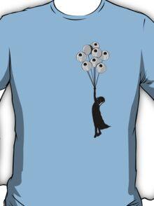 Darth Banksy Balloons T-Shirt