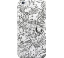 Wolvy, Cap and Doom! iPhone Case/Skin