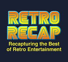 Retro Recap Logo by psychoandy