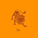 Zodiac Collection | Leo by Adam Roper