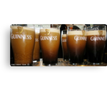 Guinness - Yes Please! Canvas Print