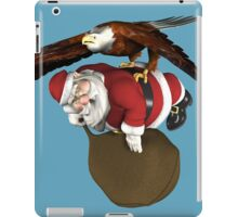 Santa Claus Will Have Some Delay iPad Case/Skin