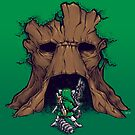 The Groot Deku Tree by Nathan Davis