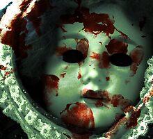 doll room crime scene 1 by leapdaybride