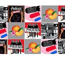 Phoenix Album Covers by theashman