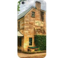 Settlers Arms Inn, St Albans iPhone Case/Skin