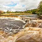 Settle Wier by Stephen Knowles