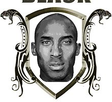 Kobe Bryant: Black Mamba by EversonInd