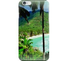 Leela Beach iPhone Case/Skin