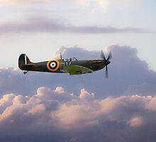 Spitfire Mk1 N3200  by J Biggadike