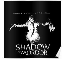 Shadow of Mordor by Kevarsim Poster