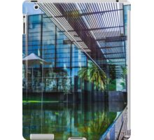 Reflections at the Art Gallery iPad Case/Skin