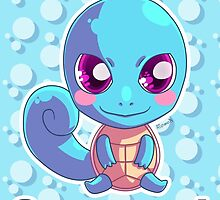 Squirtle by ATstudio
