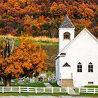 Goddard Church by mcstory