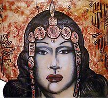 Saint Yma Sumac by MrKlevra